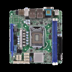 เมนบอร์ด ASRock Rack C236WSI, mini-ITX