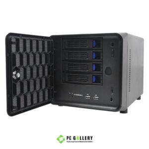 TANGO TGC-N400 NAS case, mini-ITX