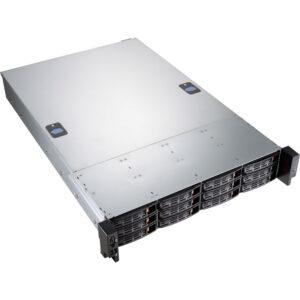PowerRACK S2E01-C236MWS, Intel Xeon E3-1230v6, H/W RAID 0/1/10/5, 12*Hot-Swap
