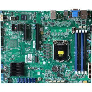 Single CPU Server