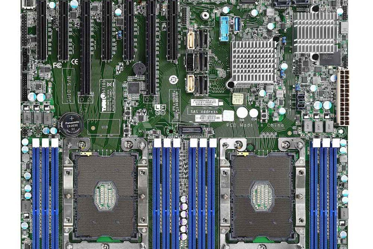 PCG DIY ตอน สาธิตการทำVROC RAID บนเมนบอร์ดTYAN S7103GM2NR