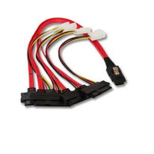 CABLE, SAS, SFF8087 to SFF8642, 50cm