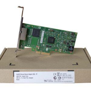 แลนการ์ด Intel i350-T2 V2 Dual Port Gigabit Server Ethernet (Intel Original รับประกัน 2ปี)