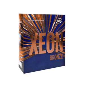 Intel Xeon SP Bronze 3104 – 6C/6T (8.25M Cache, 1.70 GHz)