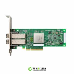 แลนการ์ด Qlogic, Fibre Channel, QLE2562, 8GB Dual Port (ประกัน 1 ปี)