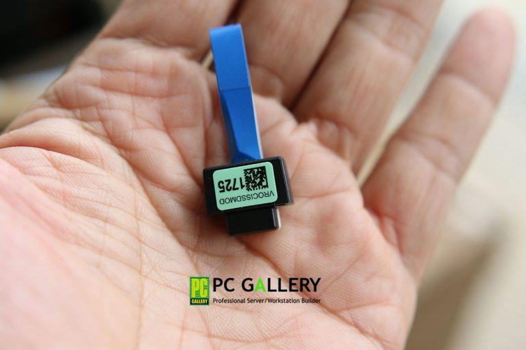 PCGALLERY:ทดสอบติดตั้ง VROC RAID บนบอร์ด ASUS WS C422 PRO/SE ตอนที่ 1