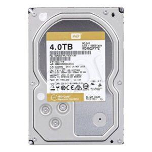 Western Digital 4TB Gold, SATA 3.5, WD4002FYYZ