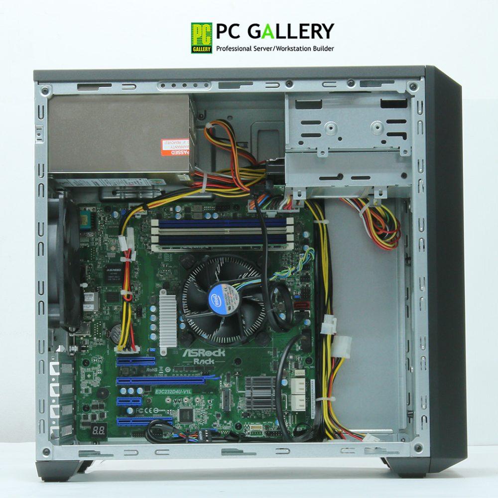 Server: NetMICRO X3-E3C232D4UV1L