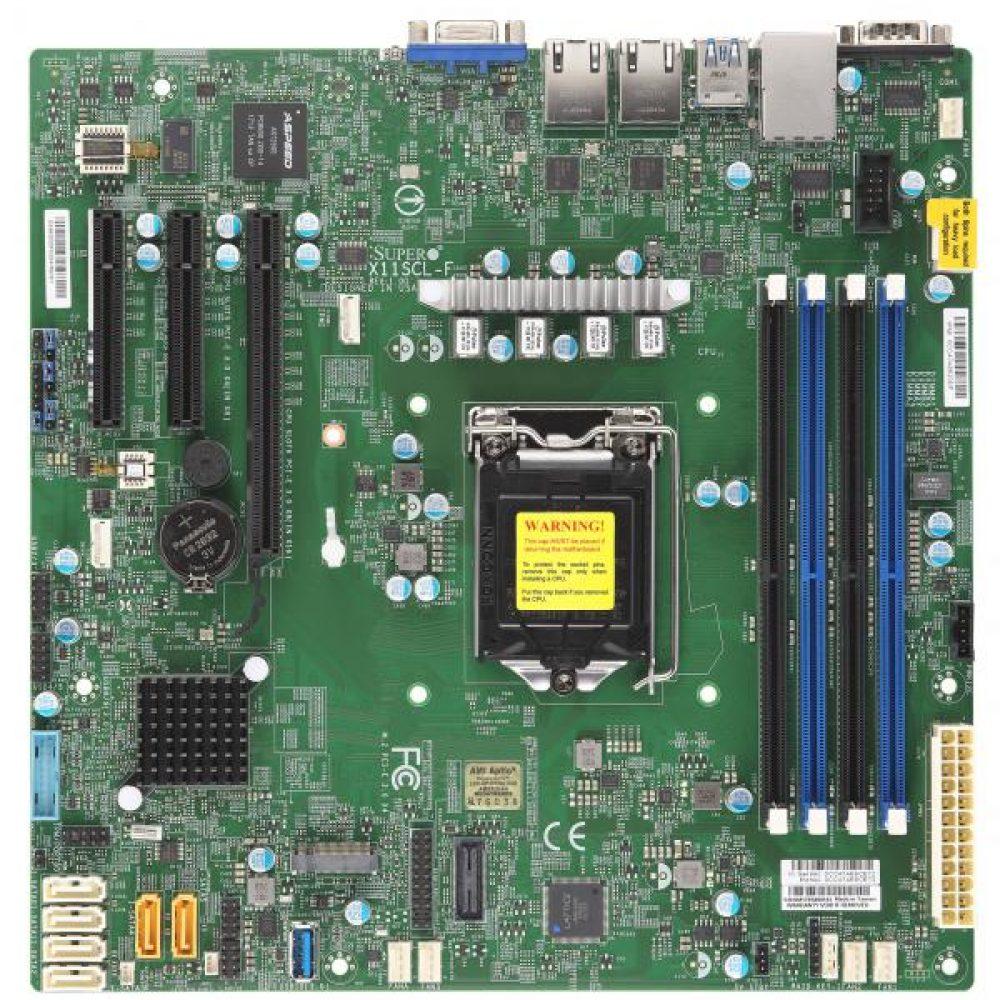 PCGALLERY: Setup iKVM บน Supermicro X11SCL-F