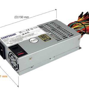 COMPUWARE CPS-2511-1A2, 250W, 1U-Flex-ATX (150*81.5*40mm) ราคาพิเศษถึง 15 พ.ค.นี้เท่านั้น