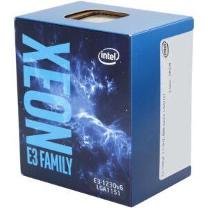 Intel Xeon E3-1230v6