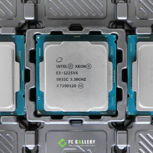 Intel Xeon E3-1225v6, LGA1151, 3.30GHz, 4C/4T, 8MB (Tray)