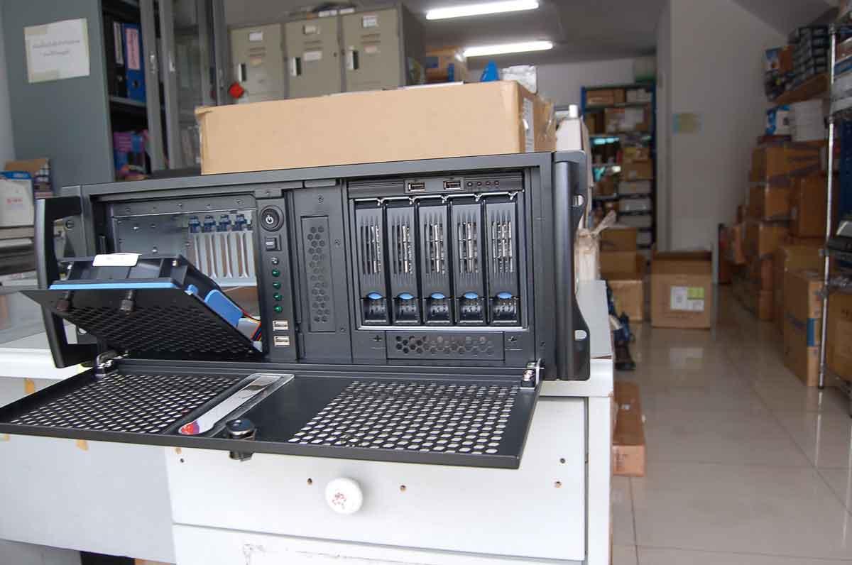 Computer 4U เอนกประสงค์ RS42300-C7Z370