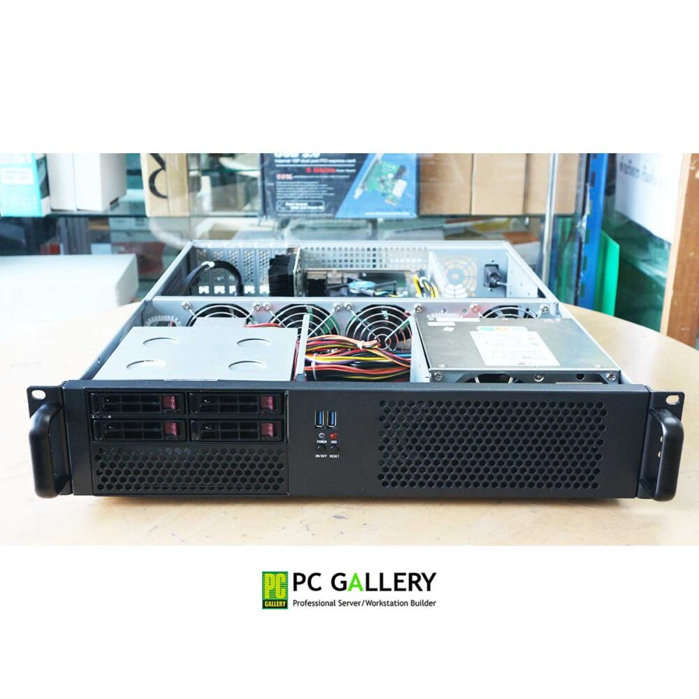 PCG DIY: upgradeชุดHot-Swap Supermicro M14TQC ให้กับเคสTGC-24550