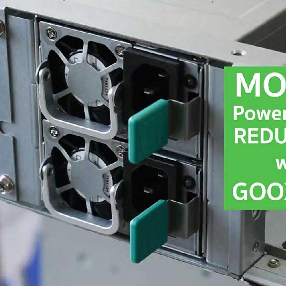 PCG DIY : ติดตั้ง Power Redundant 850W1+1 ลงcase Gooxi RM2112-660-HEST