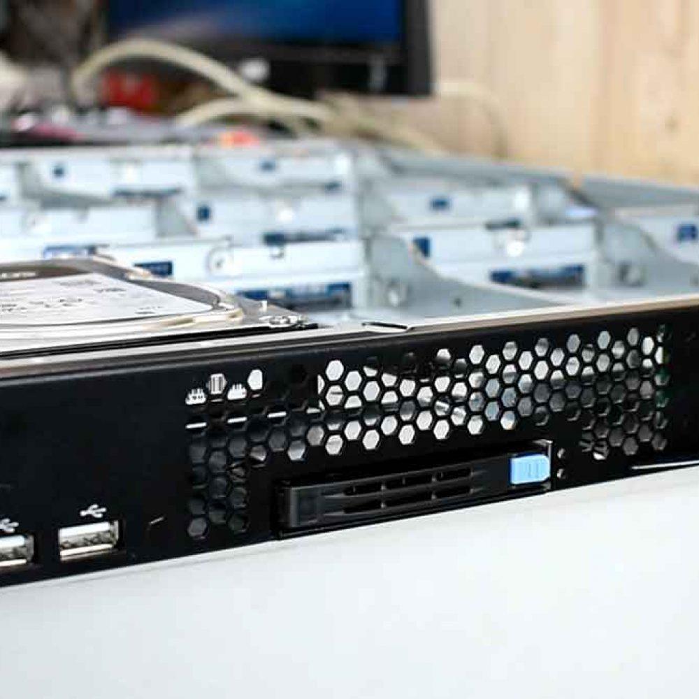 PCG DIY – ASROCK 1U12XL-C622RPSU Part-2 (ทดสอบติดตั้ง HDD DRIVE, ระบบRAID และ SGPIO)