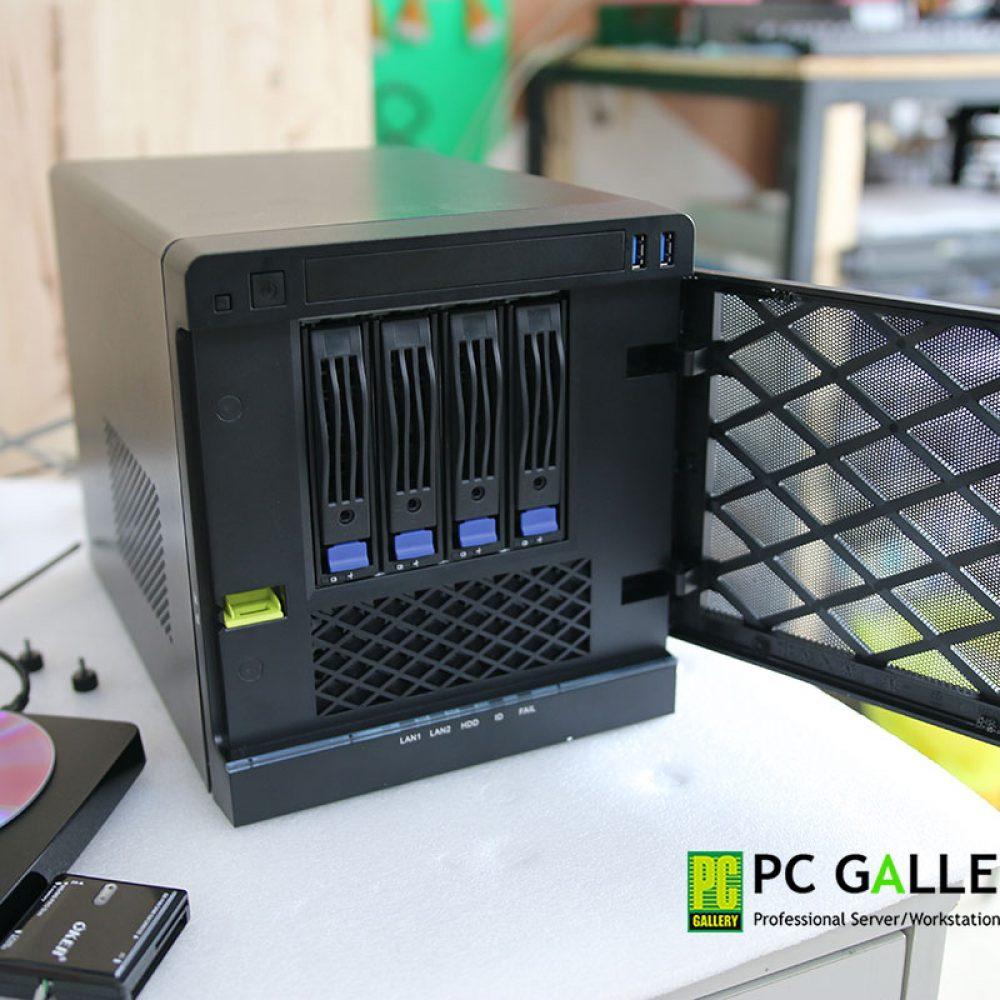 PCG DIY : NAS Server MS-04 ตอน ประกอบ NAS MS-04 ด้วยบอร์ด Supermicro X11SCL-IF