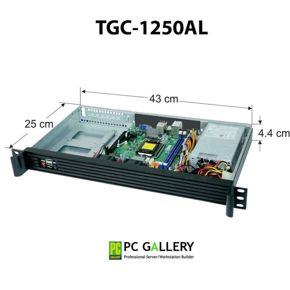 PCG DIY – TGC-1250AL ตอน ติดตั้ง แผงขยายระยะPCIe slot สำหรับเคสTGC-1250AL รุ่นปี2018
