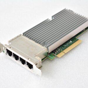 แลนการ์ด Supermicro Add-on Card AOC-STG-i4T, 10GbE BaseT 4-port Intel X710, ประกัน 2ปี