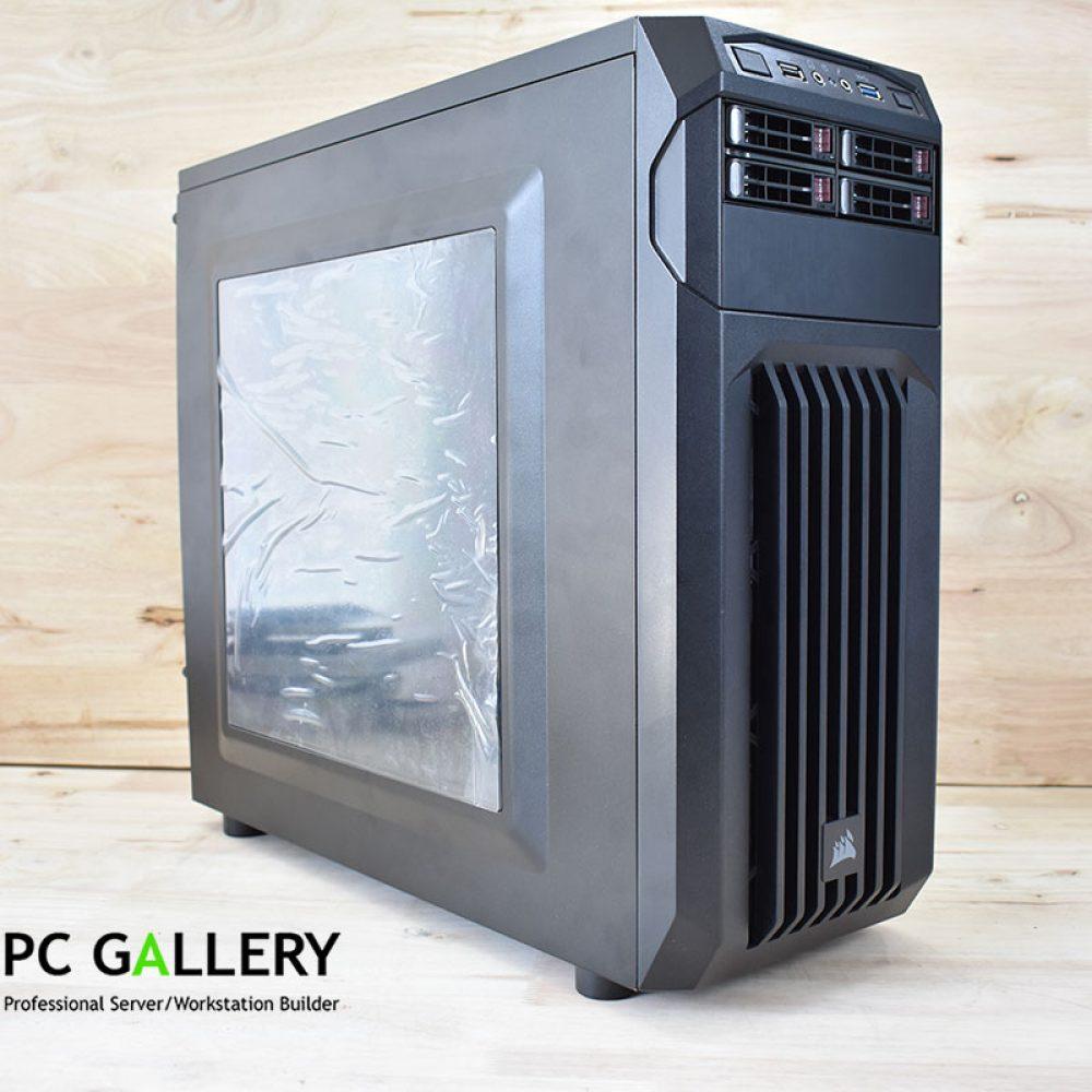 PCG DIY ตอน upgradeกล่อง hot-swap รุ่น M14TQC ให้ ProEngineir X3-X11SCA