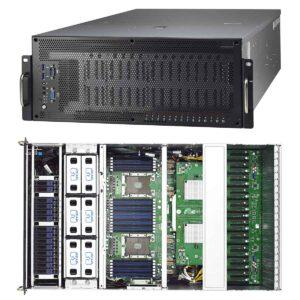 10GPU – TYAN GPU B7119F77V10E4HR-2T55-N, Dual Intel Xeon Scalable Gen.2