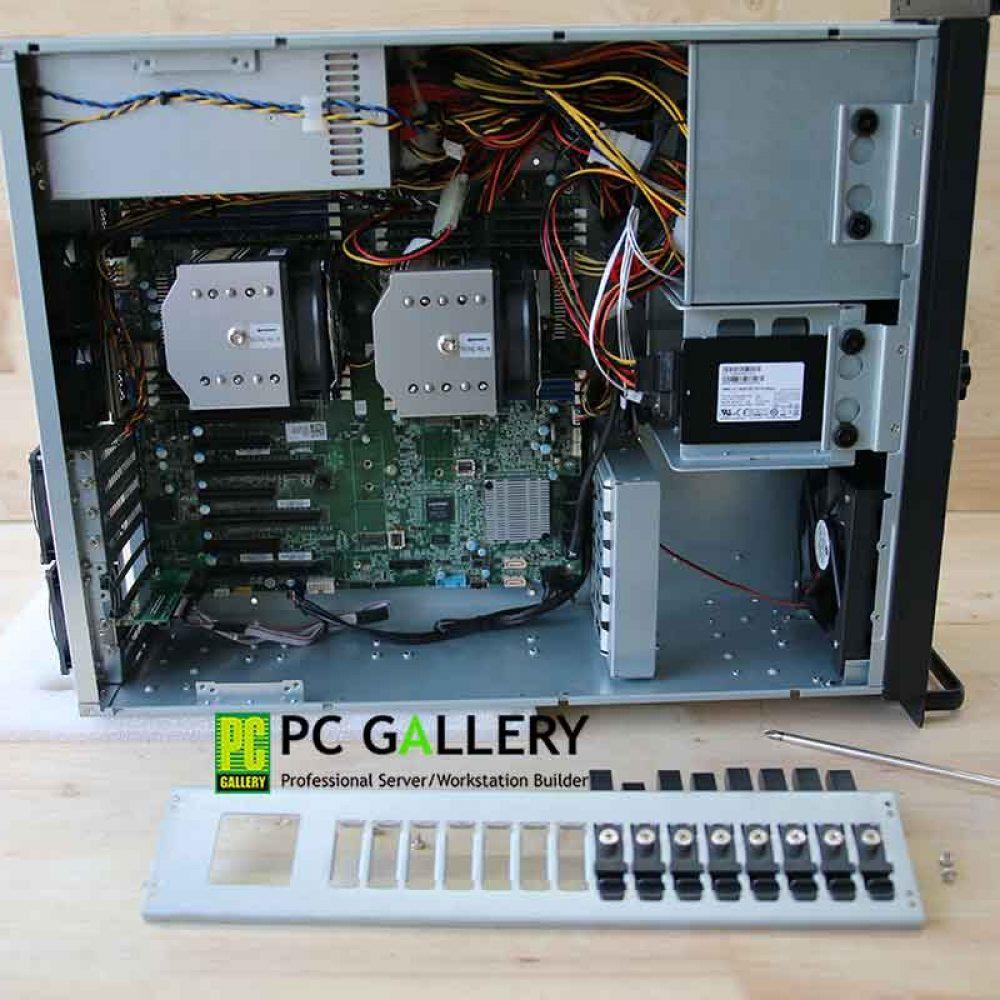 PCG DIY – เครื่องชุด GPU Server S7100-TGC4550HG