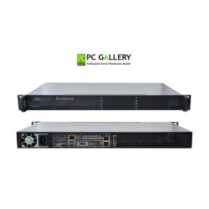 1U PowerRack RSP502-P11C-I, Intel Xeon E-2136, 6Cores-12Threads