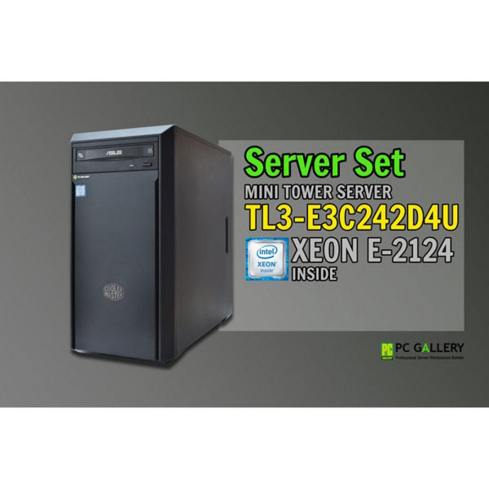 PCG DIY – แนะนำเครื่องServer ASROCK E3C242D4U, Xeon E-2124 ชุดนี้ลูกค้าต้องการRunบนWindows 10 64-bit