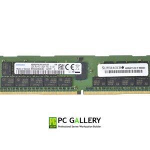 Samsung, DDR4-2933, 32 GB, ECC RDIMM, M393A4K40CB2-CVFBY