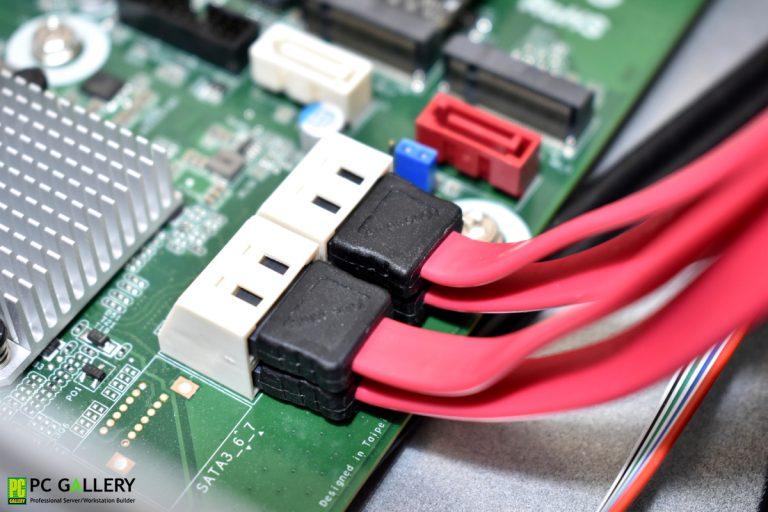 ขั้นตอนและวิธีการสร้าง RAID SATA บน X470D4U2-2T
