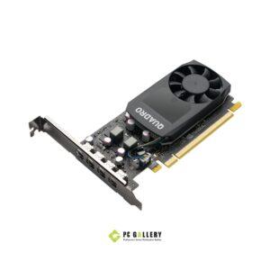 NVIDIA Quadro P1000, 4 GB GDDR5