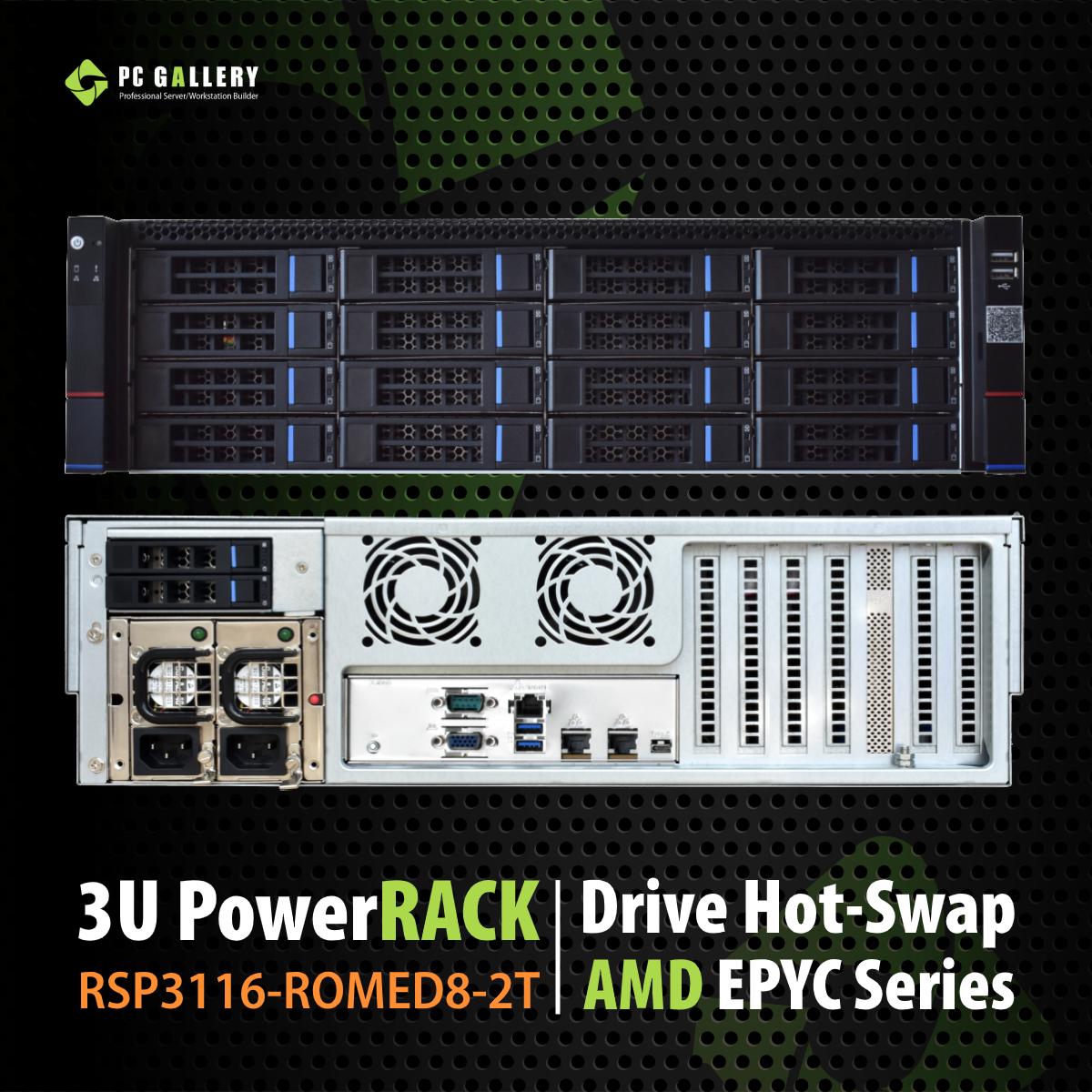 RSP3116-ROMED8-2T