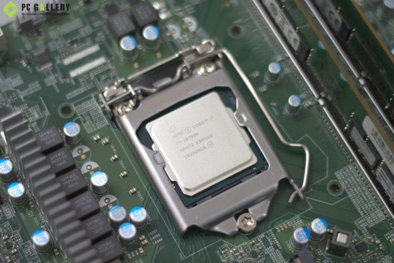 Test Performance X12SAE-I7-10700K