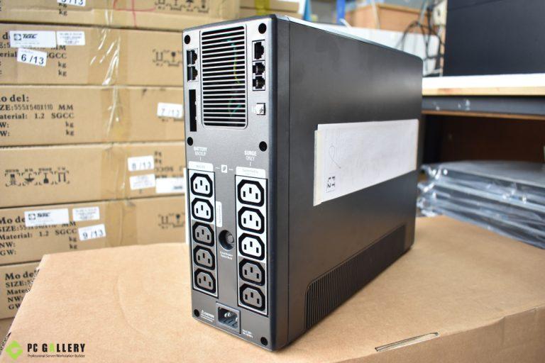 ทดสอบใช้งาน APC UPS PRO1500