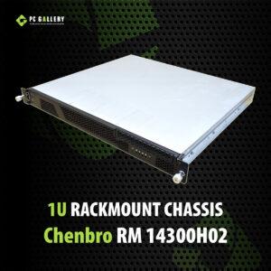 เคสเซิฟเวอร์ 1U CASE, Chenbro RM14300H02