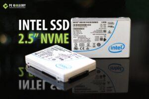 """IntelSSD 2.5"""" NVMe DC P4510"""