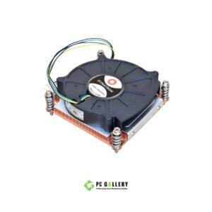 ฮีตซิงค์ Dynatron K199, 1U Active CPU Heat Sink Socket LGA 115X/1200