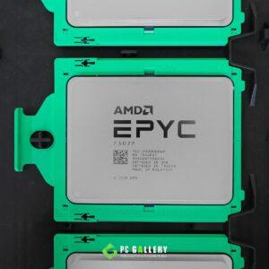 ซีพียู AMD EPYC 7302P, SP3, 3.0GHz, 16C/32T, 128MB