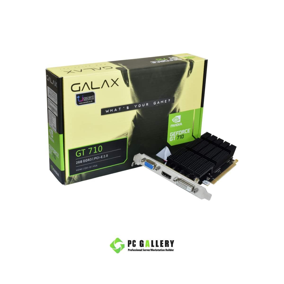 NVIDIA GALAX GT710-01