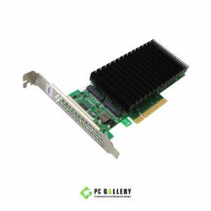 RISER CARD PCIe 2Port M.2 NVMe (ANM02PE08 )