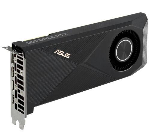 ASUS GeForce RTX 3090 Turbo OC Blower GPU