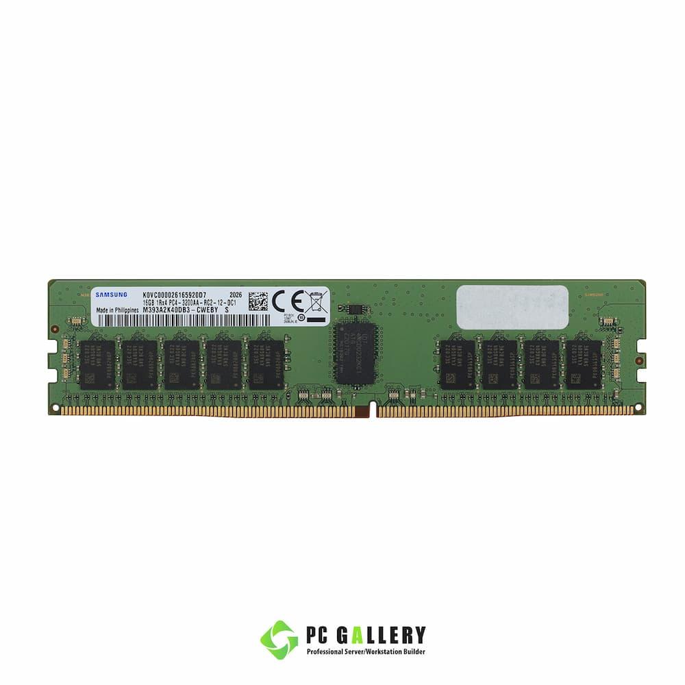 DDR4.16GB.ECC.REG.3200 M393A2K40DB3-CWE-Front