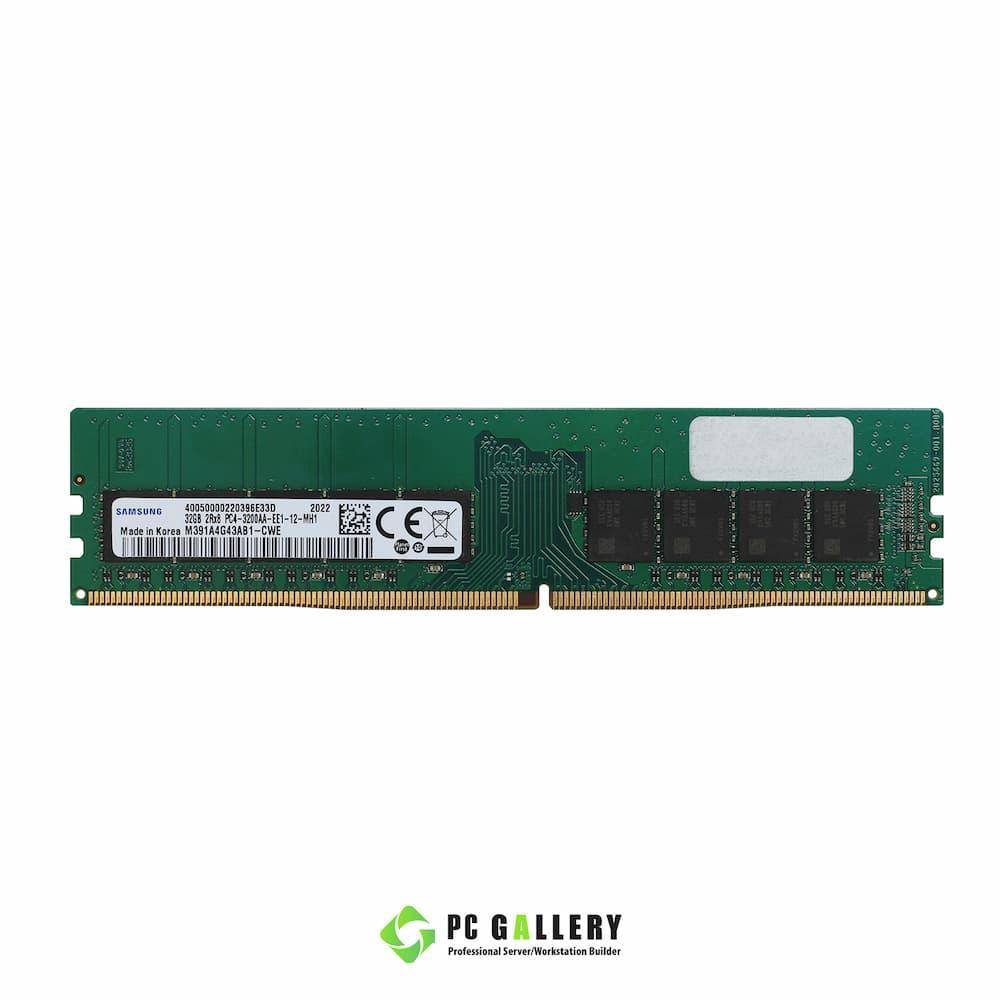 DDR4.32GB.ECC.3200 M391A4G43AB1-CWE-Front