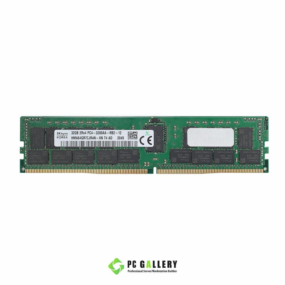 DDR4.32GB.ECC.REG.3200 HMA84GR7CJR4N-XN-Front