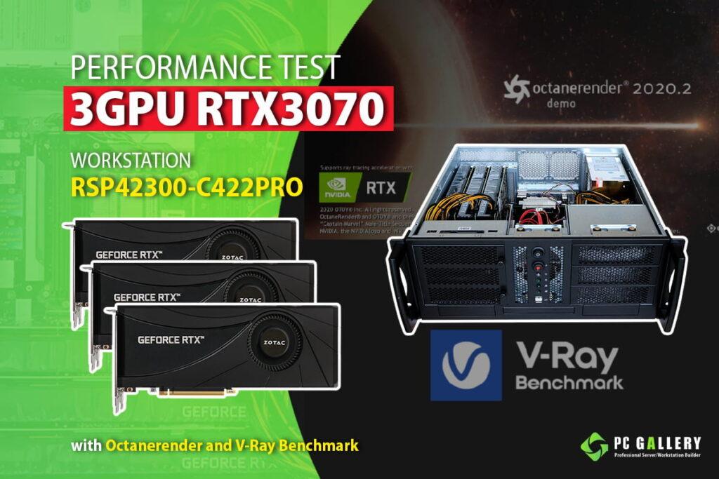 Multi GPU performance Test