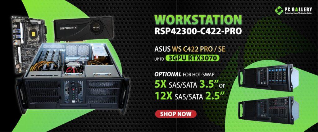 Workstation RTX