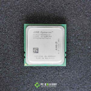 หน่วยประมวลผล AMD Opteron 2218, SocketF, 2.6GHz, 2C/2T (Tray)