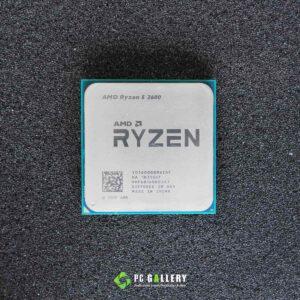 หน่วยประมวลผล AMD Ryzen5 2600, AM4, 3.40GHz, 6C/12T