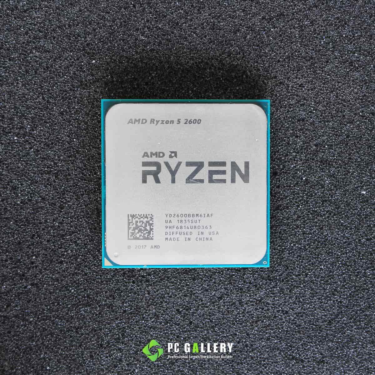 AMD-Ryzen5-2600 (Tray)