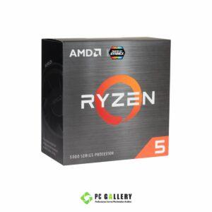 หน่วยประมวลผล AMD Ryzen5 5600X, AM4, 3.70GHz, 6C/12T